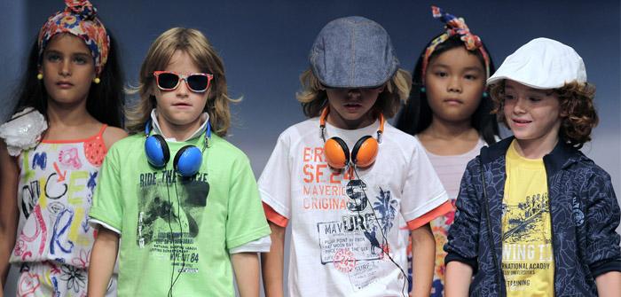La moda infantil española, suspenso online