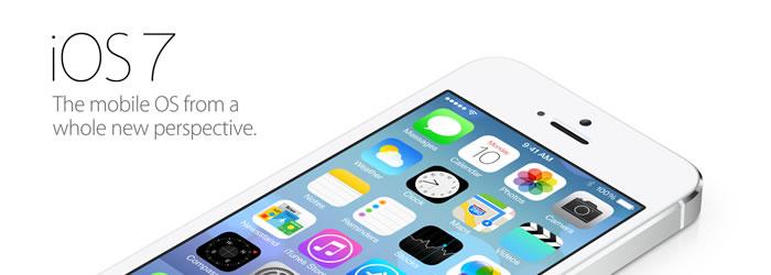 El polémico rediseño de iOS 7