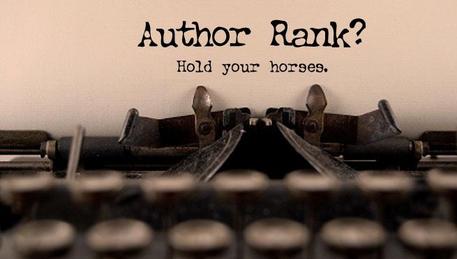Author Rank: ¿Cómo enlazar un blog con Google Plus?