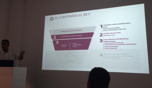 La conferencia sobre el Inbound Marketing desembarca en Valencia