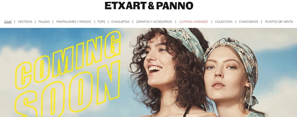 El comercio digital de Etxart&Panno
