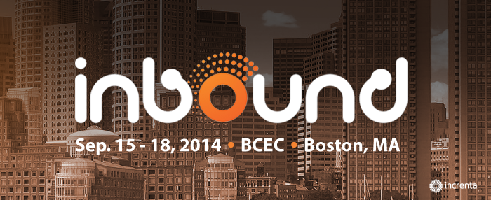 Increnta se vuelca con el Inbound Marketing 2014 de Boston