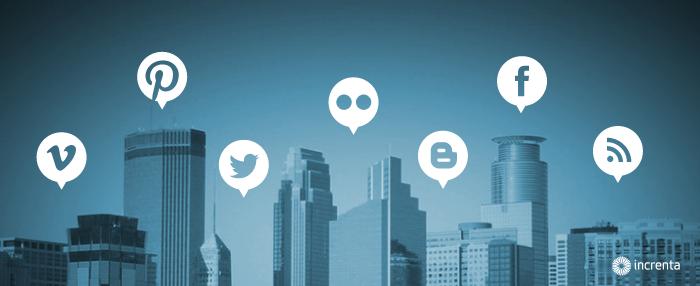 Consigue clientes potenciales con la creatividad social