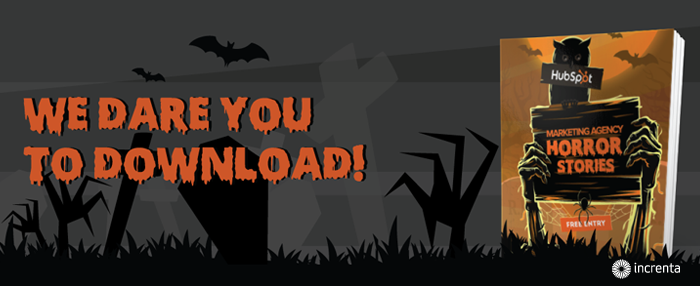20 historias terroríficas de agencias de marketing ideales para Halloween 2014