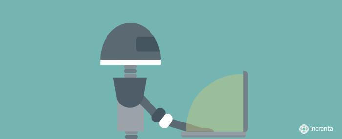 Robots generando contenidos digitales ¿Y quién aporta la capa de valor?