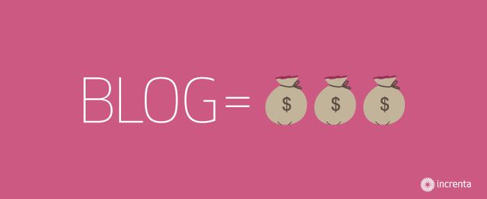 6 formas de convertir tu blog corporativo en una máquina de hacer dinero