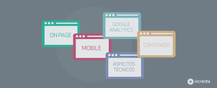 Checklist de auditoría técnica de sitios web