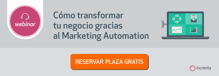 Webinar: Cómo transformar tu negocio gracias al Marketing Automation