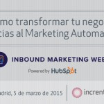 El Inbound Marketing Week 2015 en su recta final