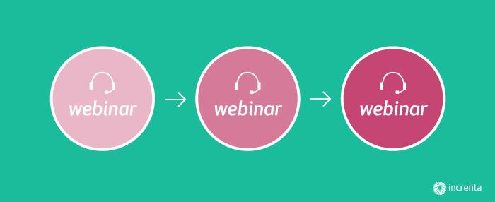 ¿Por qué debes apostar por los webinars en tu estrategia Inbound?