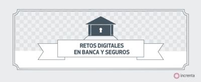 Infografía: la transformación digital en el sector banca/seguros
