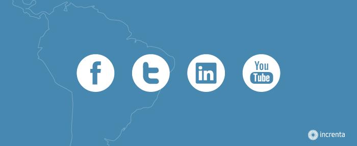 Redes sociales: las 5 más usadas en Latinoamérica