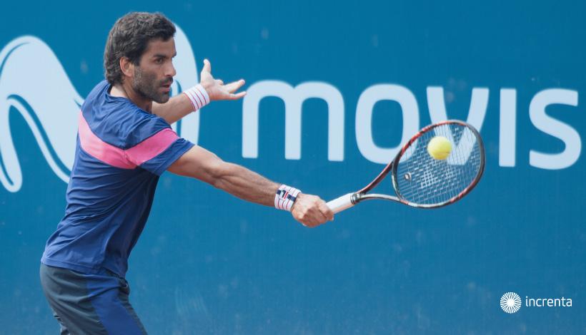 Increnta, patrocinador oficial del torneo ATP Challenger de Chile