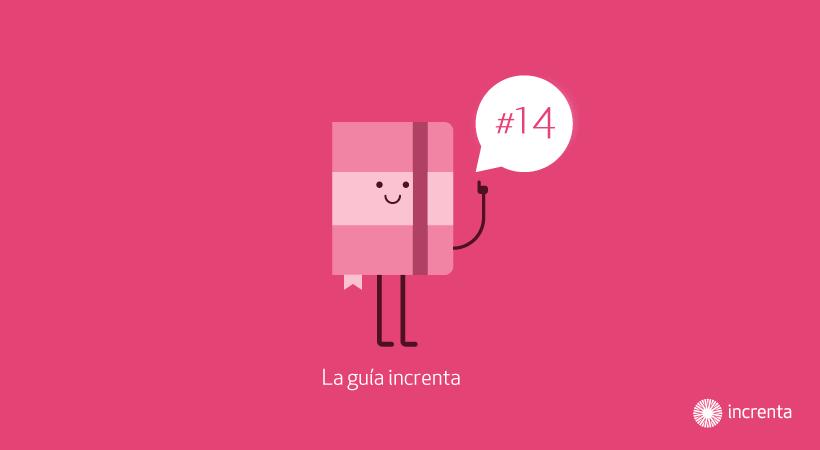 Guia Increnta #14 Claves de diseño web