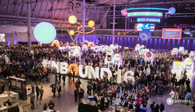 This how Increnta Shook It Up at Inbound 2016