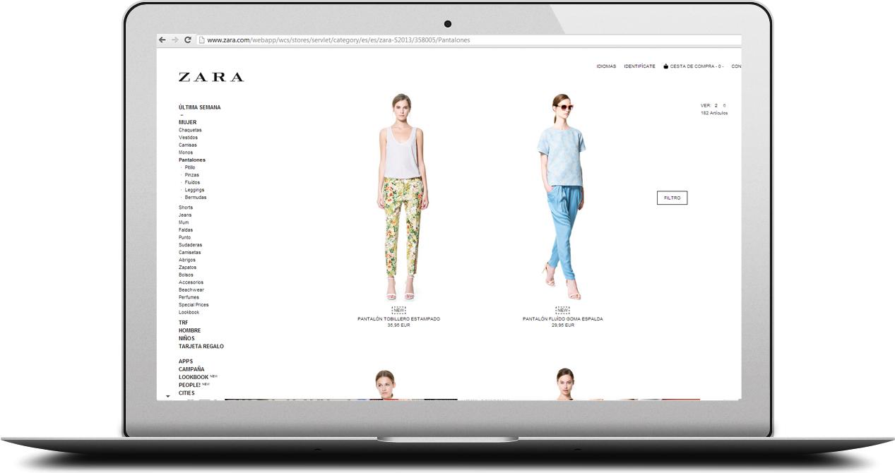 9ea5ed5ee Tiendas de moda online